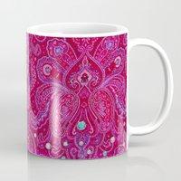 Paisley Jewels Mug