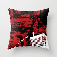 Any Day Now! Throw Pillow