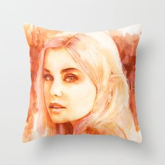 Tell me your stories Throw Pillow