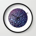 water structure VI Wall Clock