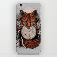 Chaos Fox iPhone & iPod Skin