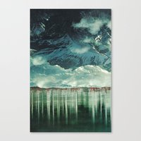 Birds Forget How to Land Canvas Print