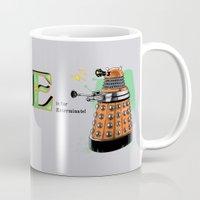 The Alphadalek Mug