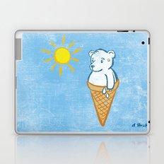Icebear Laptop & iPad Skin
