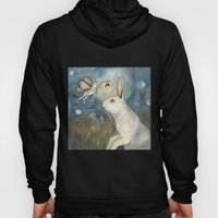 Night Bunny Fairy Hoody