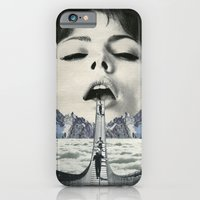 iPhone Cases featuring The great escape by Sammy Slabbinck
