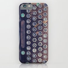 qwerty Slim Case iPhone 6s