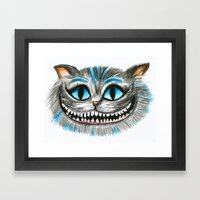 What Do You Call Yoursel… Framed Art Print