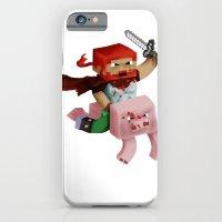 Minecraft Avatar H00j0 iPhone 6 Slim Case