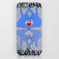 iPhone & iPod Case featuring Show some love by Arron Lindsay