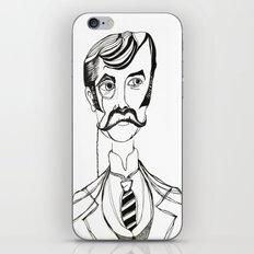Lord Edgar iPhone & iPod Skin