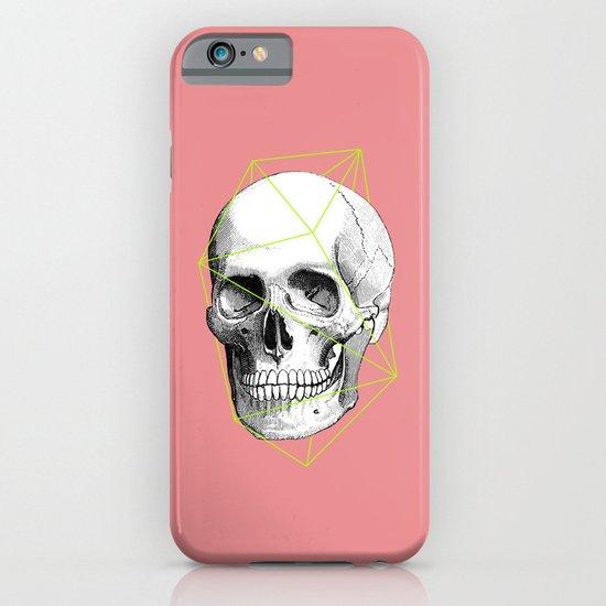 Geometric Skull iPhone & iPod Case