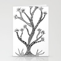 Alluring Tree Stationery Cards