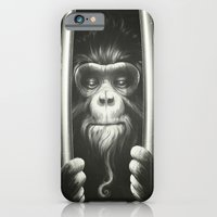iPhone & iPod Case featuring Prisoner II by Dr. Lukas Brezak