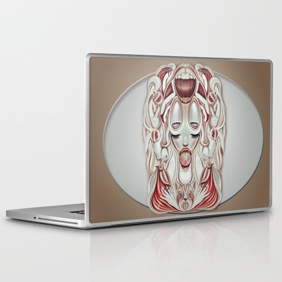 """Don't Take me for Granted"" Laptop & iPad Skin"