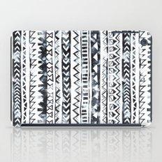 Tribal Stripe - B & W iPad Case
