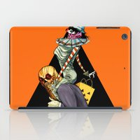 All Hallows March iPad Case