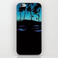 Hawaii Lap iPhone & iPod Skin