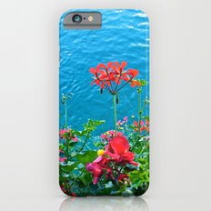 Chapel Bridge Flowers Slim Case iPhone 6s