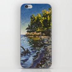 Chesapeake Beach iPhone & iPod Skin