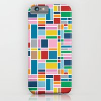 Stained Glass W iPhone 6 Slim Case
