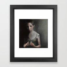 the verdict Framed Art Print