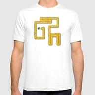 T-shirt featuring Giraffe In Snake Game by Gazonula