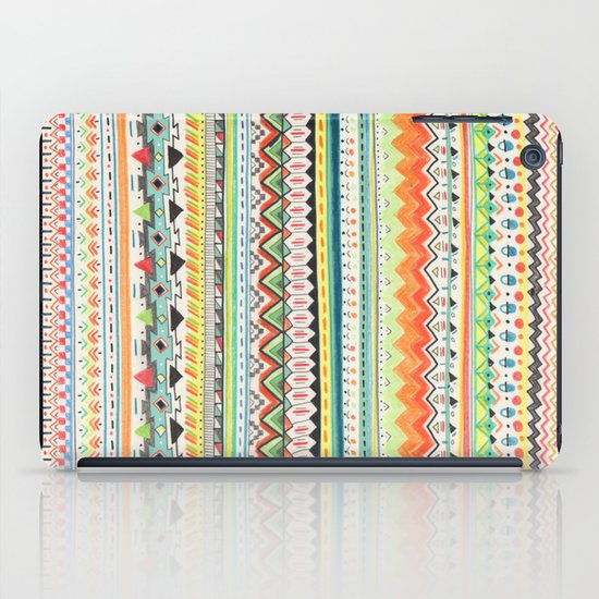 Pattern No.3 iPad Case