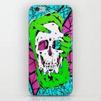 Death Grip #2 iPhone & iPod Skin