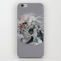 Retold With Unicorns II iPhone & iPod Skin