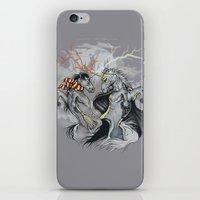 Retold With Unicorns II iPhone & iPod Skin