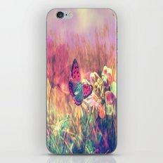 Butterfly In A Wonderwor… iPhone & iPod Skin