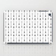 Black And White Arrows P… iPad Case