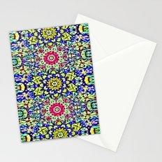 A Spring Flower Garden Stationery Cards