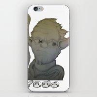 Yoda iPhone & iPod Skin