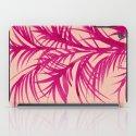 Pink Palms iPad Case