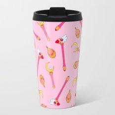 Magical Girl Weapons Travel Mug