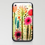 iPhone & iPod Skin featuring Printemps by Sylvie Demers