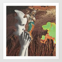 Law Of Superposition Art Print