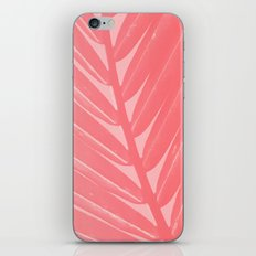 Hot Pink Palm iPhone & iPod Skin
