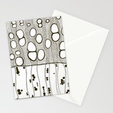 Inside White Ash Stationery Cards