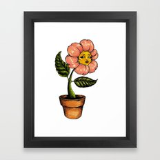 wildwood flower Framed Art Print