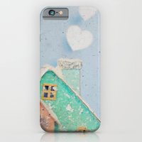 iPhone & iPod Case featuring Keeping Warm by SilverSatellite