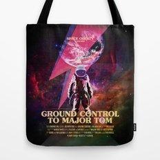 Space Oddity Tote Bag