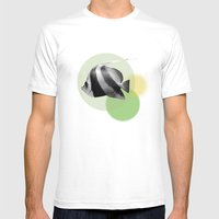 A Dream #1 Mens Fitted Tee White SMALL