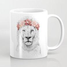 Festival lion Mug
