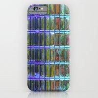 Tiled Glass Digital Art iPhone 6 Slim Case