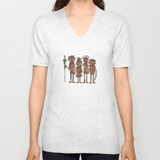 The cannibals Unisex V-Neck