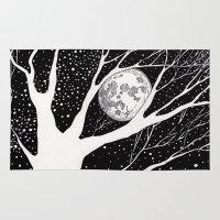 Moonlight Shadow Rug