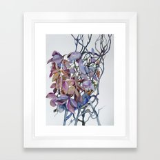 cloak Framed Art Print